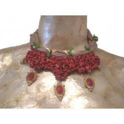 Small Chest 3 Pieces - Coral