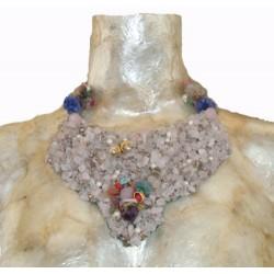 Breastplate Quartz Chest